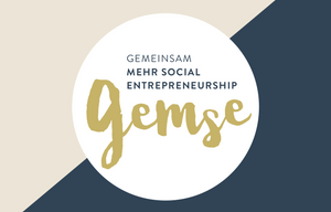 Gemeinsam mehr social Entrepreneurship